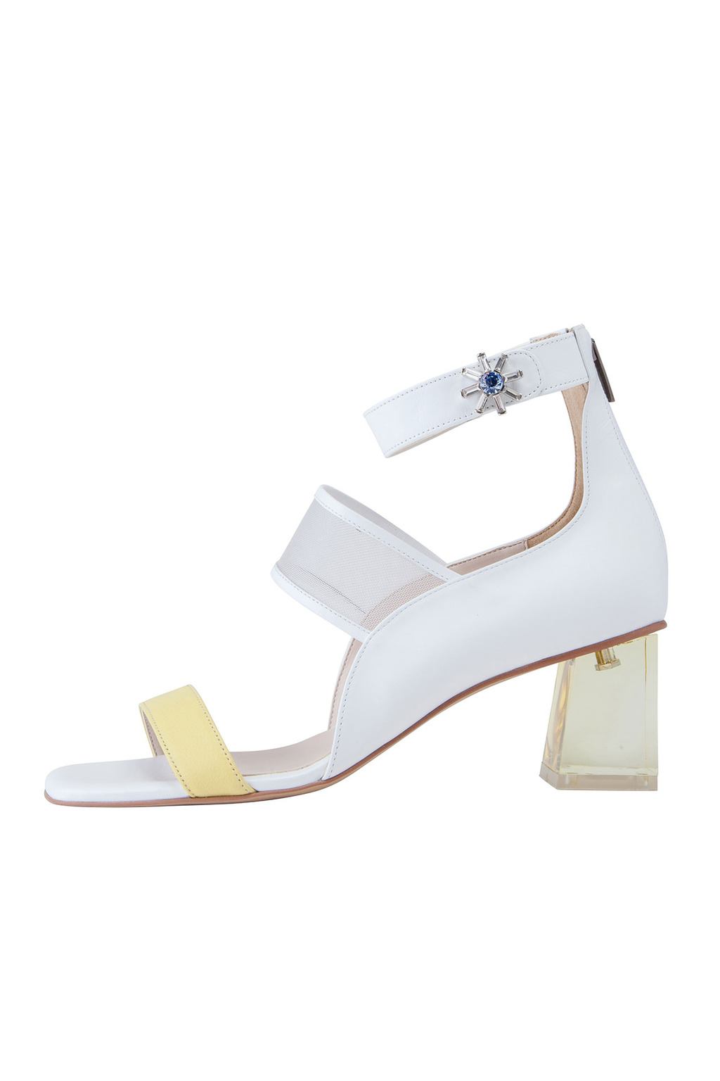 DORATORE Luce White - Women's Shoes : South Korea
