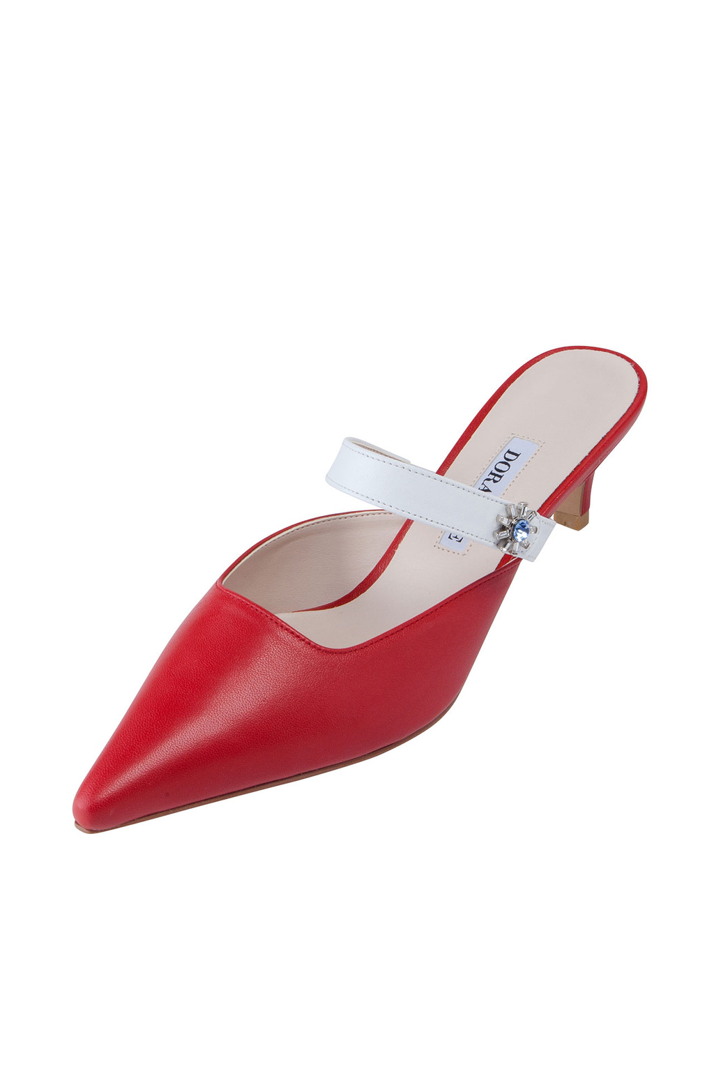 DORATORE Stella Red - Women's Shoes : South Korea