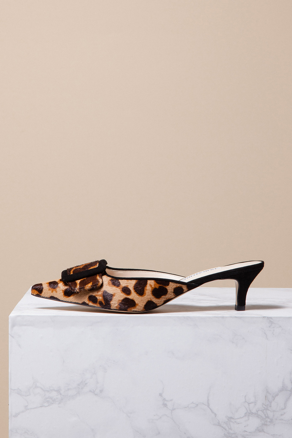 DORATORE Arci Leopard - Women's Shoes : Republic of Korea