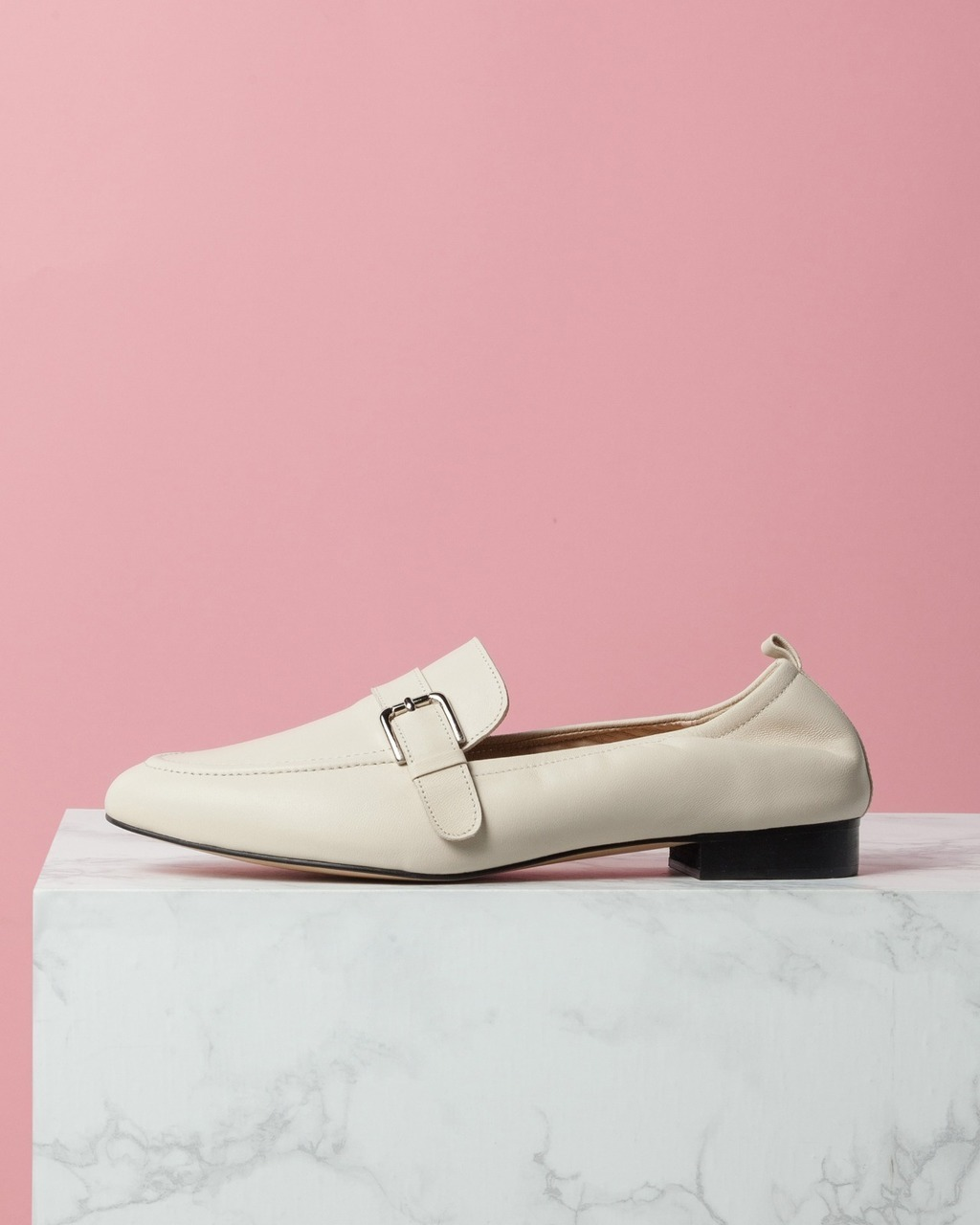 DORATORE Enel Cream - Women's Shoes : Republic of Korea