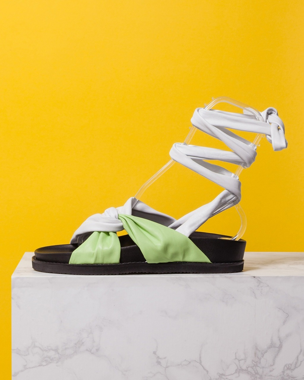 DORATORE Fiori Lime - Women's Shoes : Republic of Korea